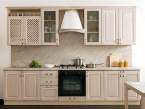 Кухонный гарнитур Массив-Люкс 2400 50450 рублей, фото 1 | интернет-магазин Складно