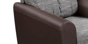 Кресло Амстердам коричневое с серым 9990 рублей, фото 4 | интернет-магазин Складно