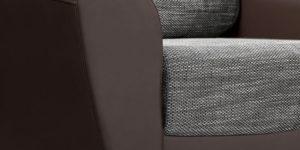 Кресло Амстердам коричневое с серым 9990 рублей, фото 7 | интернет-магазин Складно
