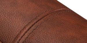 Диван угловой Бристоль кожаный коричневого цвета левый угол 79490 рублей, фото 9 | интернет-магазин Складно