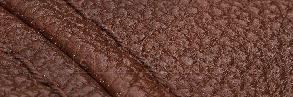 Диван угловой Бристоль кожаный коричневого цвета левый угол фото 10 | интернет-магазин Складно