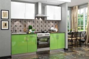 Кухонный гарнитур Хелена 1,8 м 30050 рублей, фото 2 | интернет-магазин Складно