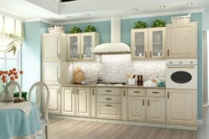 Кухонный гарнитур Ника 3,7 м  85530  рублей, фото 1 | интернет-магазин Складно