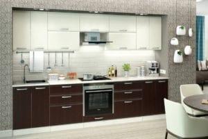 Кухонный гарнитур Аура 3,0 м фото | интернет-магазин Складно