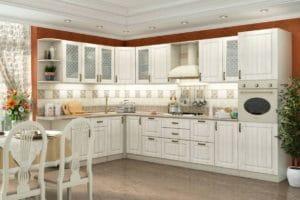 Кухня угловая Николь 95850 рублей, фото 1 | интернет-магазин Складно