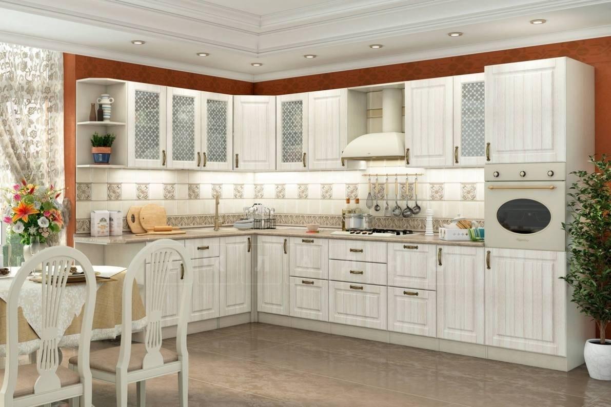 Кухня угловая Николь фото 1 | интернет-магазин Складно