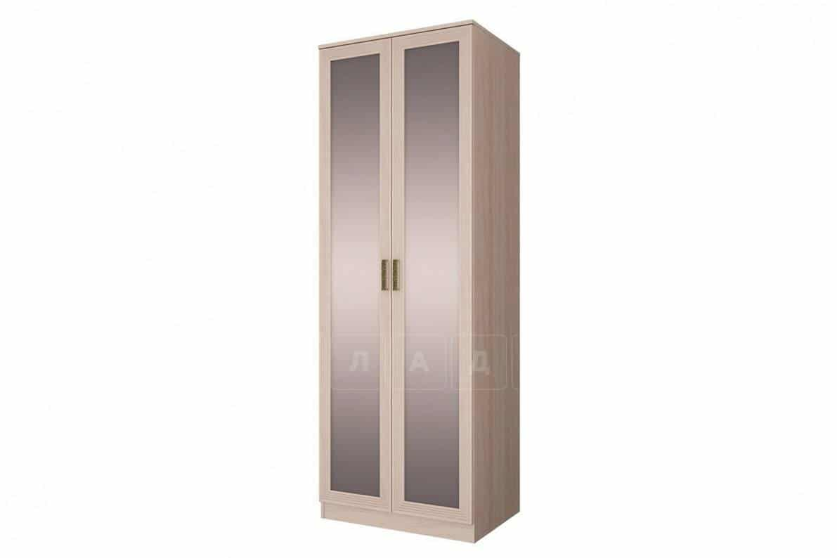 Шкаф Орион 2-х дверный с зеркалами фото 1 | интернет-магазин Складно