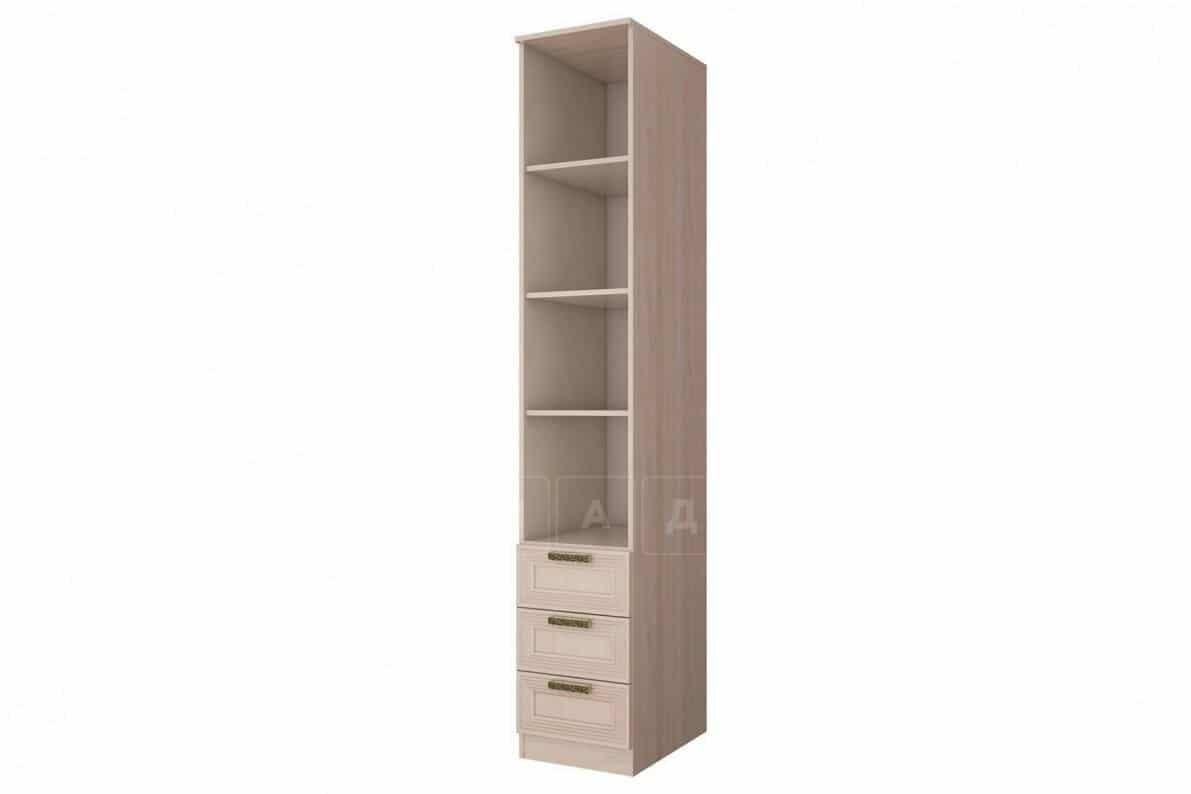 Шкаф Орион 390 с тремя ящиками и полками фото 2 | интернет-магазин Складно