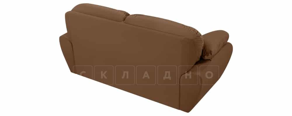 Диван Эвита велюр коричневого цвета фото 3 | интернет-магазин Складно