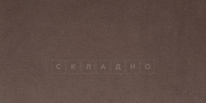 Диван Эвита велюр темно-коричневый фото 6 | интернет-магазин Складно