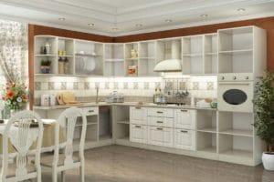 Кухня угловая Николь 95850 рублей, фото 2 | интернет-магазин Складно