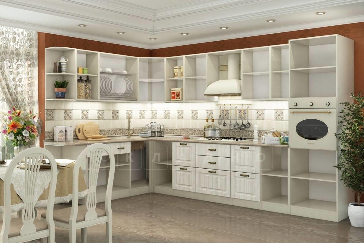 Кухня угловая Николь фото 2 | интернет-магазин Складно