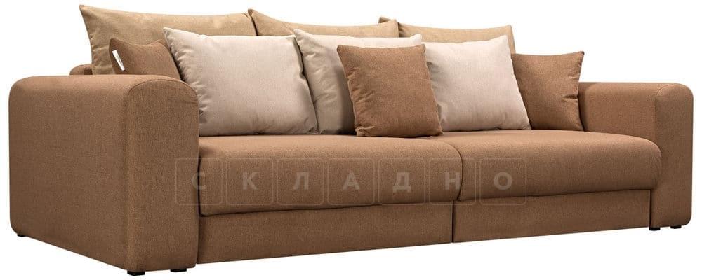 Диван Медисон коричневый 244 см фото 1   интернет-магазин Складно