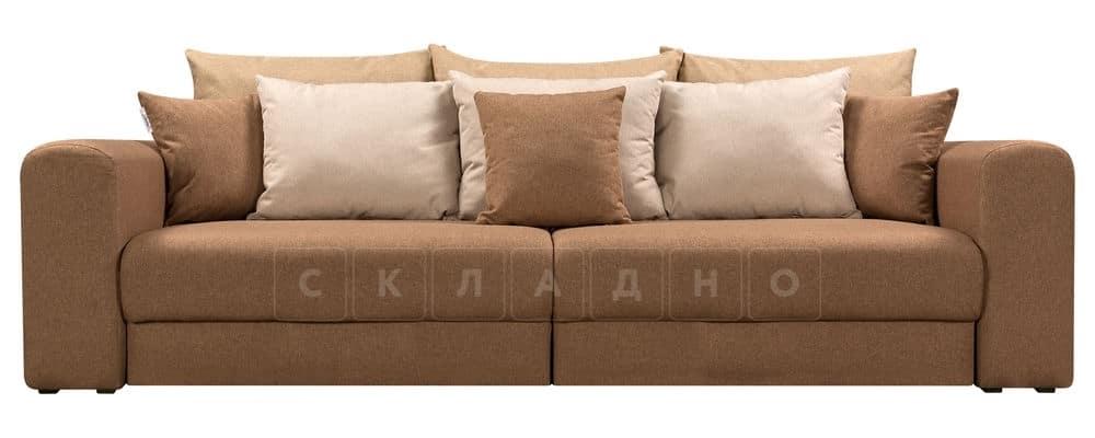 Диван Медисон коричневый 244 см фото 2   интернет-магазин Складно