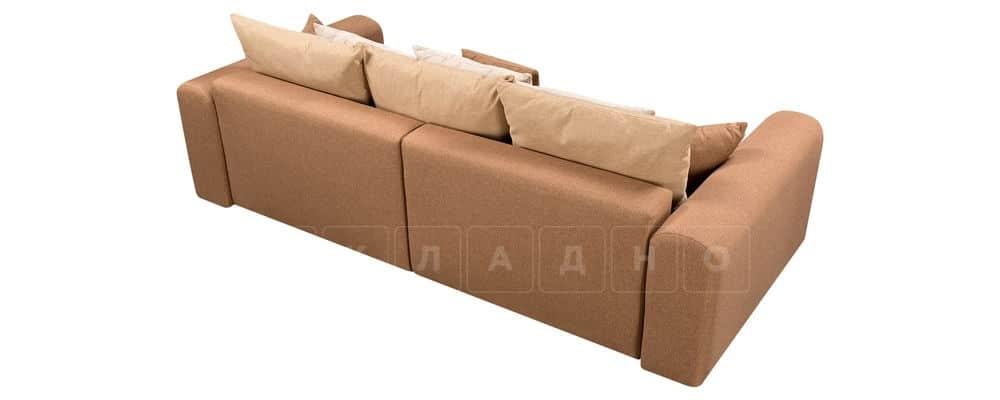 Диван Медисон коричневый 244 см фото 3   интернет-магазин Складно