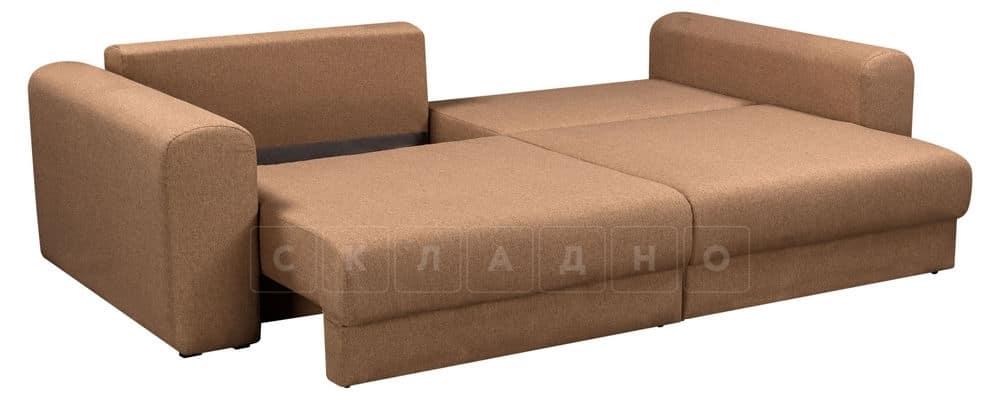 Диван Медисон коричневый 244 см фото 5   интернет-магазин Складно