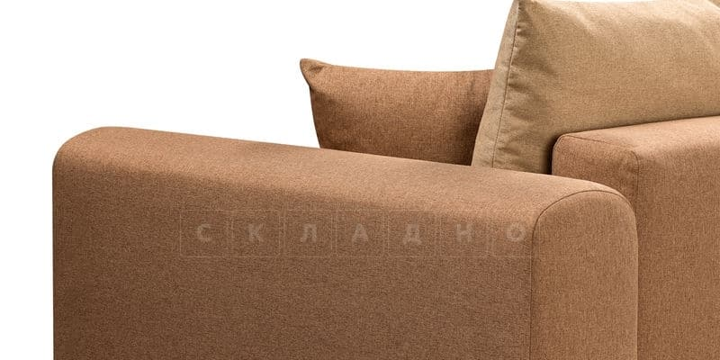 Диван Медисон коричневый 244 см фото 7   интернет-магазин Складно