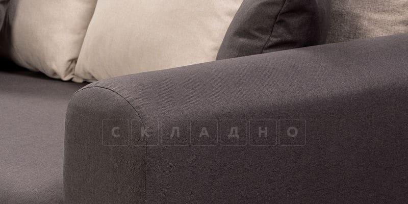 Диван Медисон темно-серый 244 см фото 5 | интернет-магазин Складно