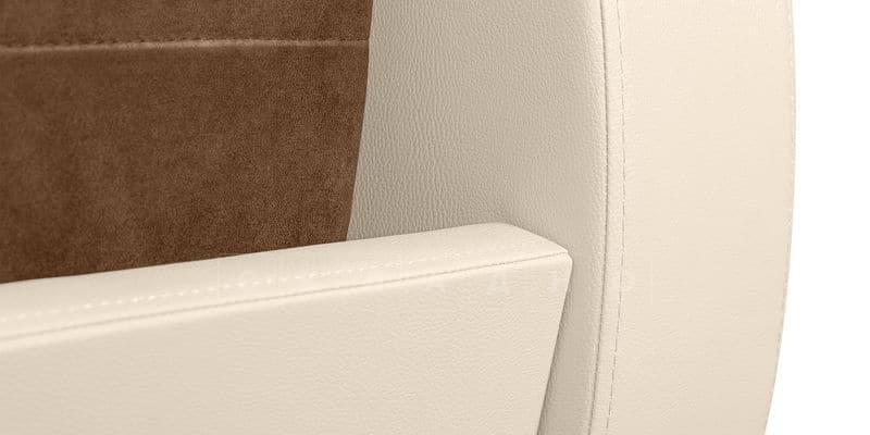 Диван Мадрид велюр коричневый фото 7 | интернет-магазин Складно