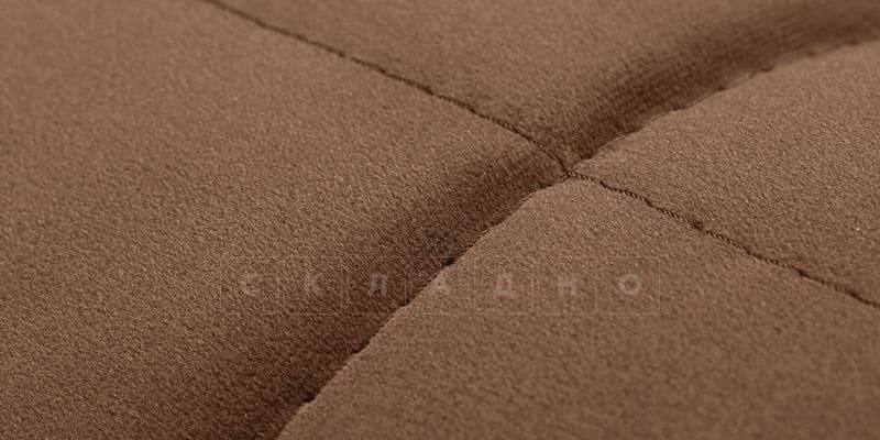 Диван Мадрид велюр коричневый фото 8 | интернет-магазин Складно