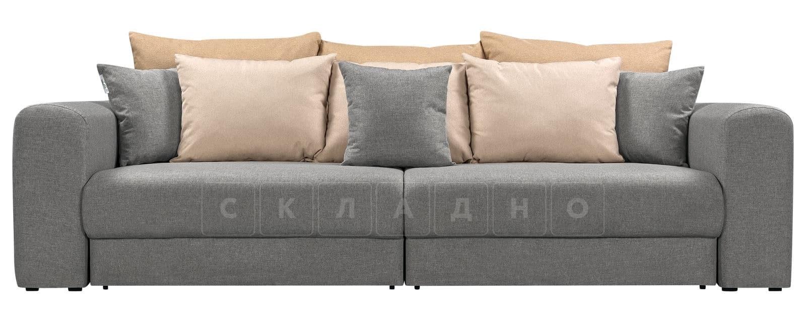 Диван Медисон серый 244 см фото 2   интернет-магазин Складно