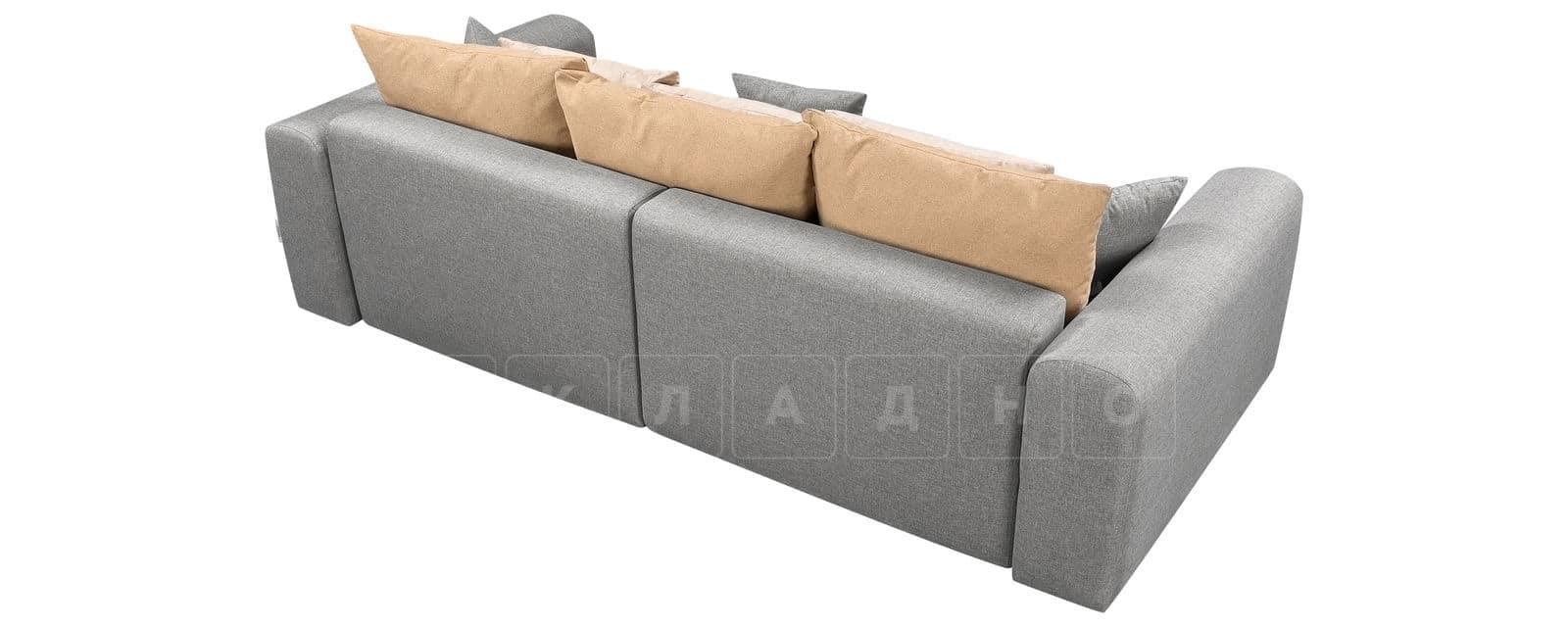 Диван Медисон серый 244 см фото 3   интернет-магазин Складно