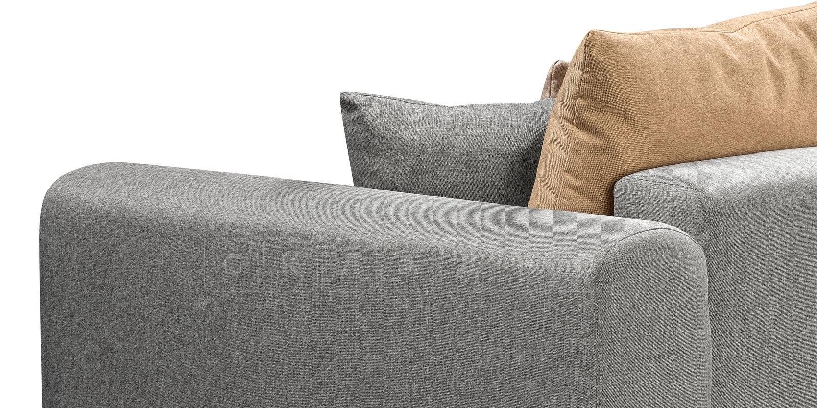 Диван Медисон серый 244 см фото 6   интернет-магазин Складно