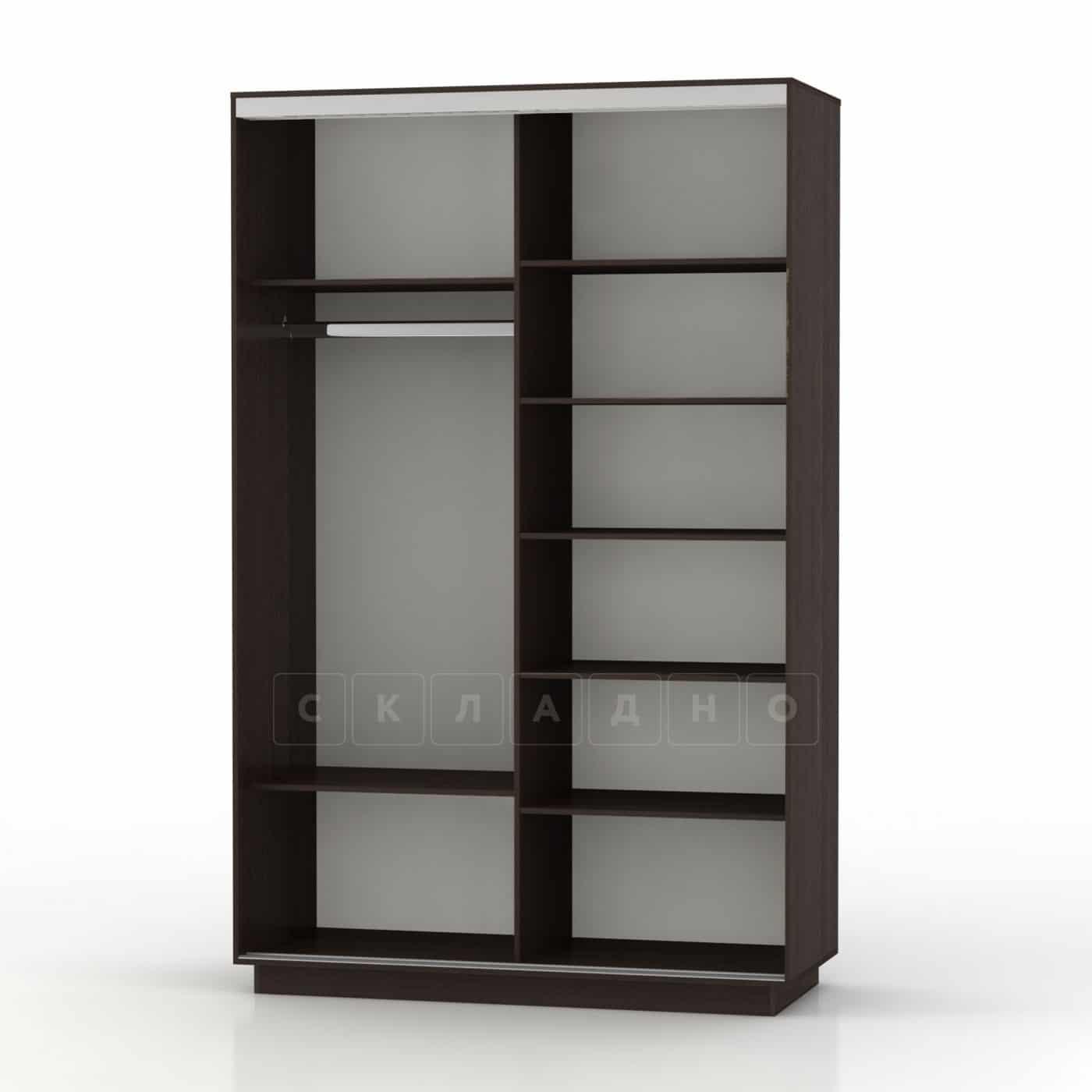 Шкаф-купе Элемент дуо 120 см фото 3 | интернет-магазин Складно