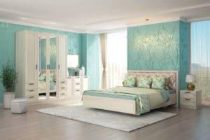 Спальный гарнитур Орион фото | интернет-магазин Складно