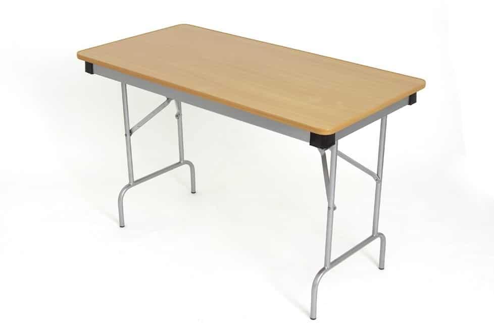 Складной стол Пьедестал прямоугольный 120 х 60 см. фото 3 | интернет-магазин Складно
