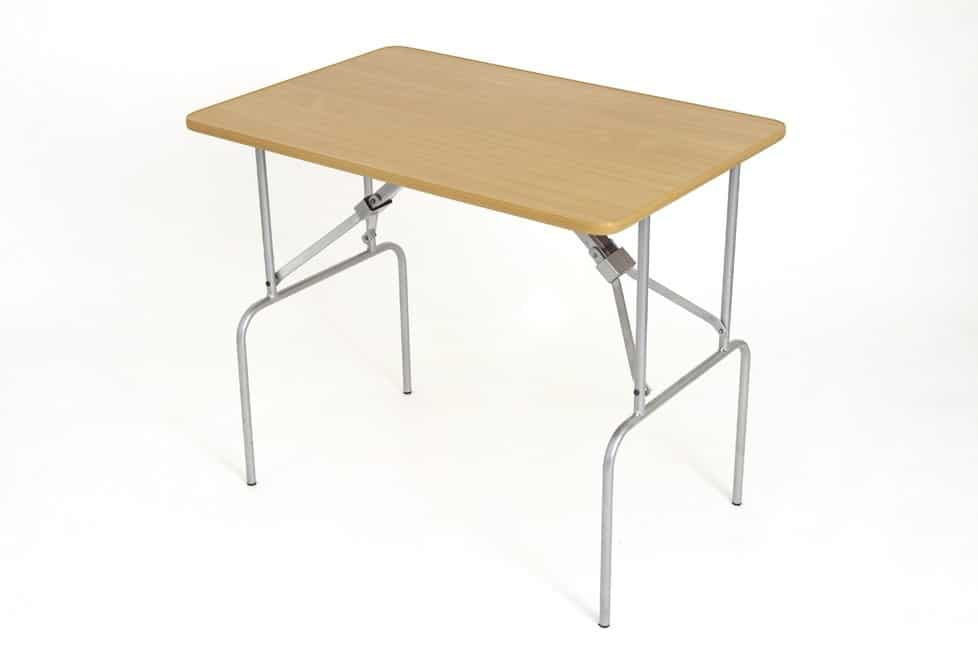 Складной стол Пьедестал прямоугольный 120 х 70 см. фото 4 | интернет-магазин Складно