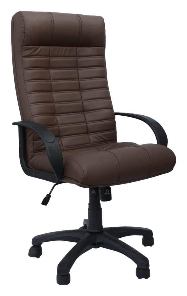 Кресло руководителя Атлант пвх фото 2 | интернет-магазин Складно