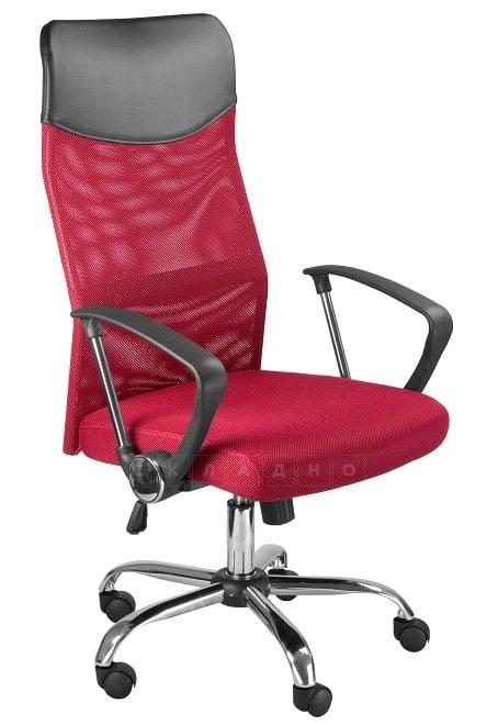 Офисное кресло Арго хром фото 2 | интернет-магазин Складно
