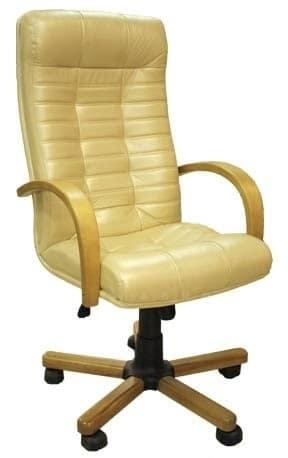Кресло руководителя Атлант пвх фото 5 | интернет-магазин Складно