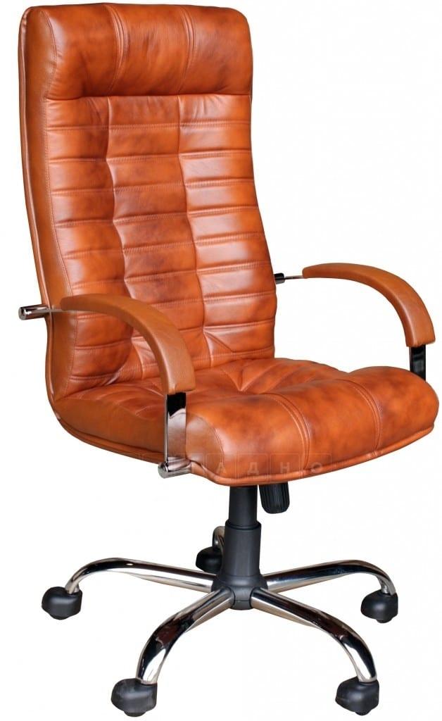 Кресло руководителя Атлант пвх фото 1 | интернет-магазин Складно