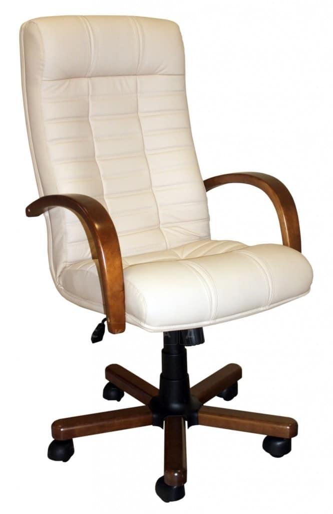 Кресло руководителя Атлант пвх фото 3 | интернет-магазин Складно