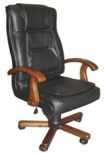 Кресло руководителя Балатон дерево 19840 рублей, фото 2 | интернет-магазин Складно