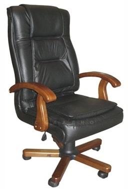 Кресло руководителя Балатон дерево фото 2 | интернет-магазин Складно