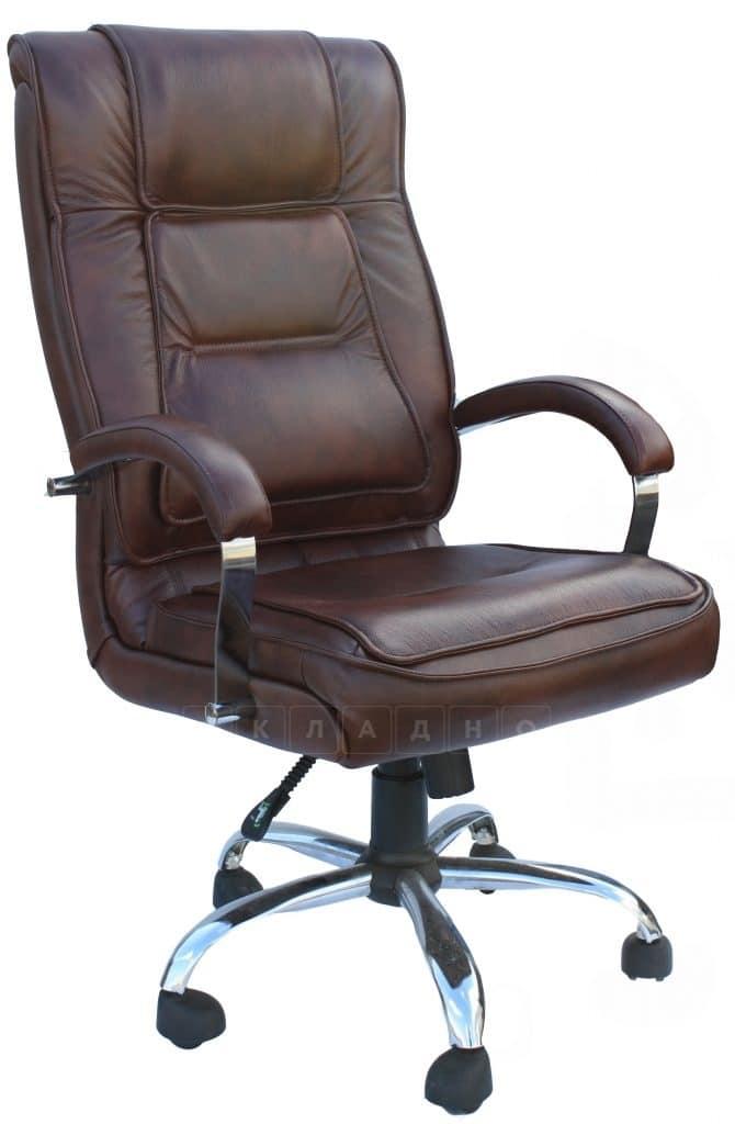 Кресло руководителя Балатон дерево фото 4 | интернет-магазин Складно