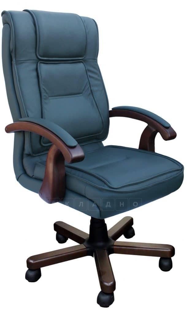 Кресло руководителя Балатон дерево фото 1 | интернет-магазин Складно