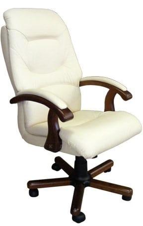 Кресло руководителя Блюз дерево фото 3 | интернет-магазин Складно