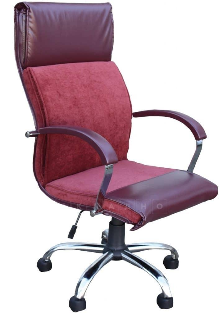 Кресло руководителя Гранд дерево фото 2 | интернет-магазин Складно