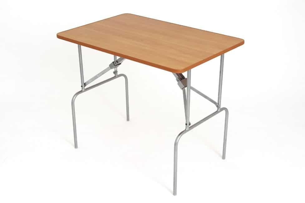 Складной стол Пьедестал прямоугольный 120 х 70 см. фото 5 | интернет-магазин Складно