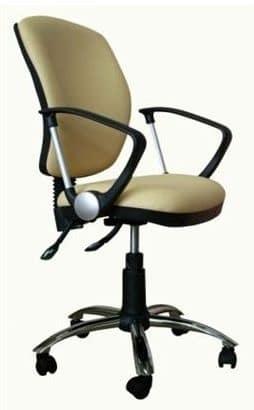 Офисное кресло Юпитер хром фото 1 | интернет-магазин Складно