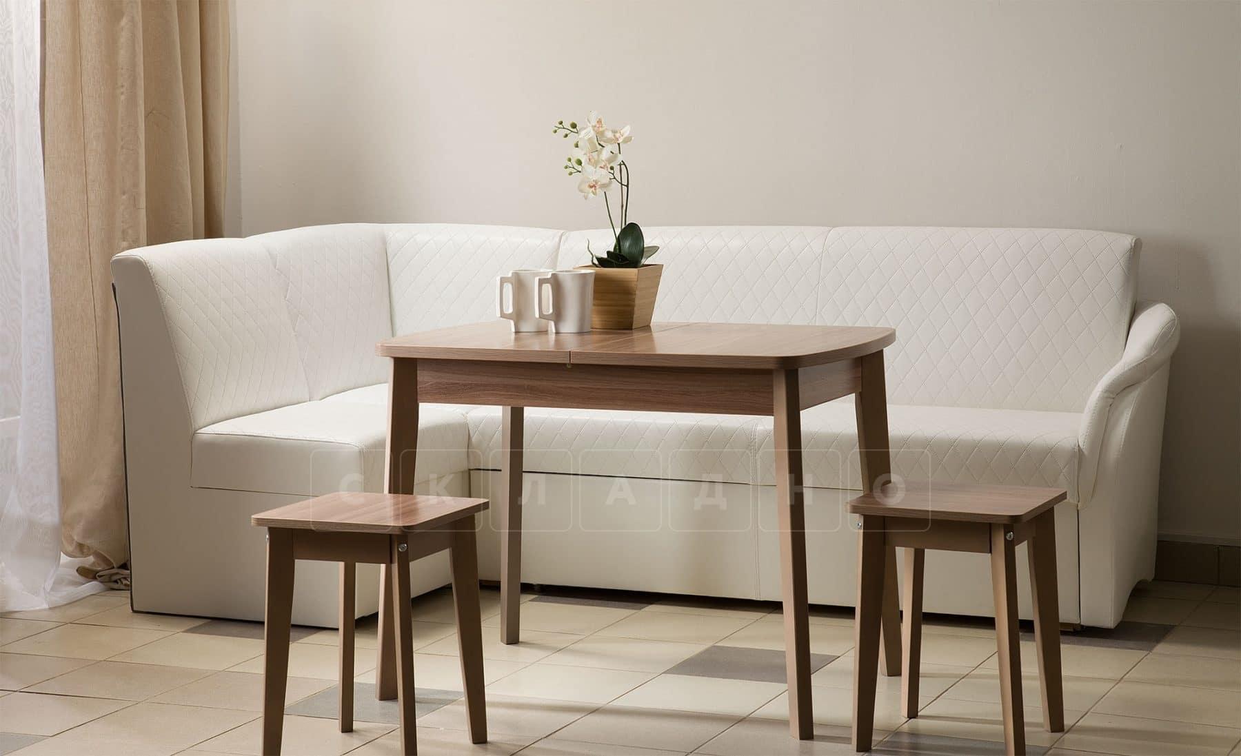 Кухонный уголок Бигер со спальным местом фото 3 | интернет-магазин Складно