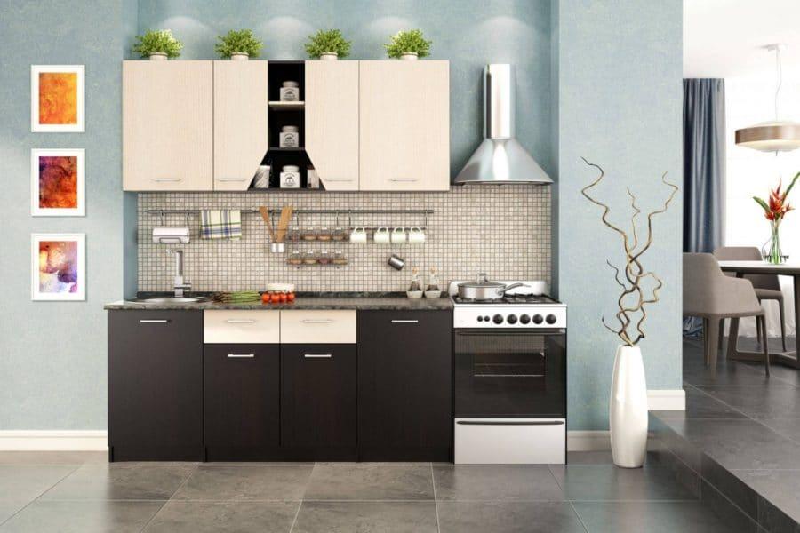 Кухонный гарнитур Корсика 1,8м фото | интернет-магазин Складно