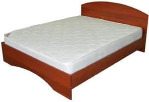Кровать Л-1 140 см  4770  рублей, фото 1 | интернет-магазин Складно