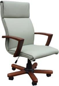 Кресло руководителя Гранд дерево фото | интернет-магазин Складно