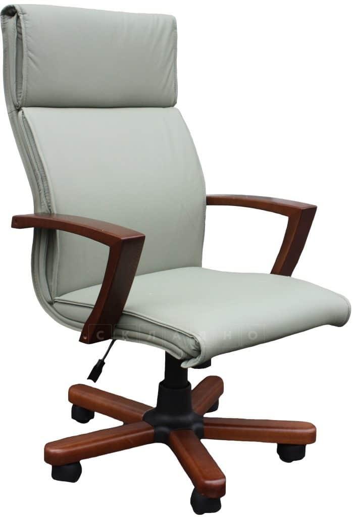 Кресло руководителя Гранд дерево фото 1 | интернет-магазин Складно