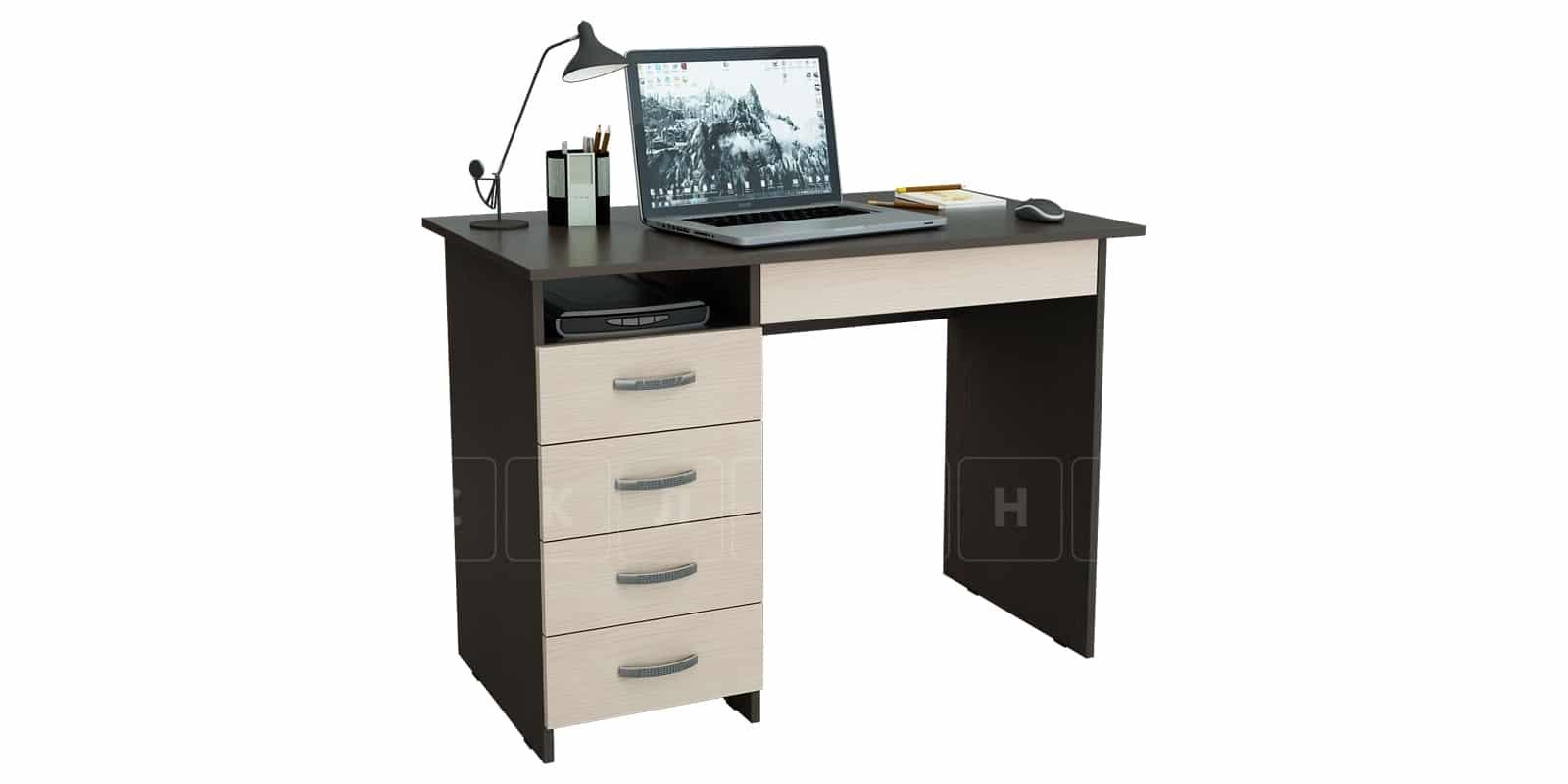 Офисный стол Харви с ящиками фото 1 | интернет-магазин Складно